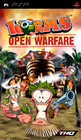 Worms: Open Warfare - PSP
