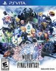 World of Final Fantasy - PS Vita  [Brand New]