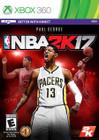 NBA 2K17 - Xbox 360 [Brand New]