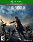 Final Fantasy XV Day 1 Edition - Xbox One [Brand New]
