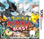 Pokemon Rumble Blast - 3DS (Cartridge Only)