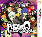Persona Q: Shadow of the Labyrinth - 3DS (Cartridge Only)