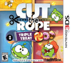 Cut the Rope: Triple Treat - 3DS (Cartridge Only)