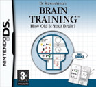 Dr Kawashima's Brain Training: How Old Is Your Brain? - DS (Cartridge Only) (Eur. Version)