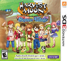 Harvest Moon: Skytree Village - 3DS