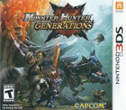 Monster Hunter Generations - 3DS [Brand New]