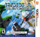 Rodea the Sky Soldier - 3DS [Brand New]