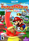 Paper Mario: Color Splash - Wii U [Brand New]