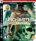 Uncharted: Drake's Fortune - PS3 (Used)
