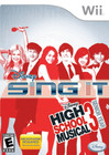 Disney Sing It! High School Musical 3: Senior Year - Wii
