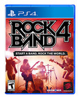Rock Band 4 - PS4 [Brand New]