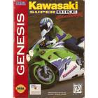 Kawasaki Superbike Challenge - Sega Genesis - (Cartridge Only)
