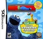 Sesame Street: Cookie's Counting Carnival (With Stylus) - DSI / DS
