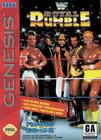 WWF Royal Rumble - Sega Genesis (Used, No Book, Box Wear)