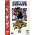 World Series Baseball '96- Sega Genesis (Used, With Box and Book)