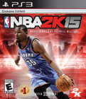 NBA 2K15 - PS3 (Disc Only)