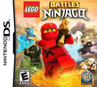LEGO Battles Ninjago - DSI / DS (Cartridge Only)