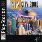 SimCity 2000 - PS1 (Disc Only)