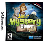 Junior Mystery Quest - DS (Cartridge Only)