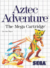 Aztec Adventure - Sega Master System (Used, Box, No Book)