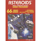 Asteroids - Atari 2600 (With Box and Book)