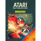 Berzerk - Atari 2600 (With Box and Book)