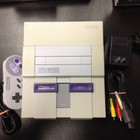 Super Nintendo Console - Used (Good Condition)