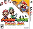 Mario & Luigi: Paper Jam - 3DS (Cartridge Only)