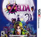 The Legend of Zelda: Majora's Mask 3D - 3DS (Cartridge Only)