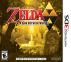 The Legend of Zelda: A Link Between Worlds - 3DS (Cartridge Only)