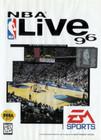 NBA Live '96 - Sega Genesis - (Cartridge Only)
