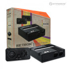 NES RetroN 1 Gaming Console (Black) - Hyperkin
