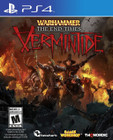 Warhammer: End Times - Vermintide - PS4 [Brand New]