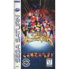 Fighting Vipers - Sega Saturn (With Box and Book)
