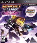 Ratchet & Clank: Into the Nexus - PS3 (Disc Only)