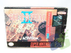 Shanghai II: Dragon'S Eye - SNES (With Box and Book, Cartridge Wear)