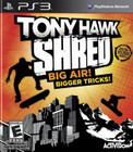 Tony Hawk: Shred - PS3 (Used)