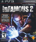 inFamous 2 - PS3 (Used)