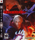 Devil May Cry 4 - PS3 (Used)