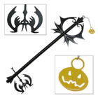 Kingdom Hearts Pumpkinhead Keyblade Replica