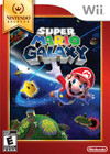 Super Mario Galaxy (Nintendo Selects) - Wii