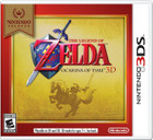 The Legend of Zelda Ocarina Of Time - 3DS (Nintendo Select)