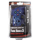 PS3 Wired Controller - Clear Blue (Hydra)