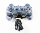 Playstation 2 OEM DualShock Controller - Used (Clear Black)