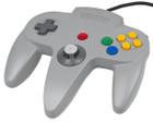 Nintendo 64 OEM Controller - Used (Grey)