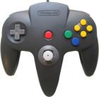 Nintendo 64 OEM Controller - Used (Black)