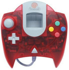 Sega Dreamcast OEM Controller - Used (Red)