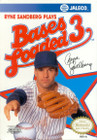Bases Loaded 3 - NES (cartridge only)