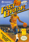 Fast Break - NES (cartridge only)