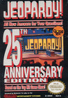 Jeopardy! 25th Anniversary Edition - NES (cartridge only)